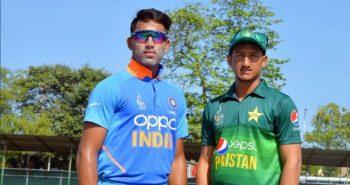 அண்டர் 19 உலகக்கோப்பை: அரையிறுதியில் இந்தியா-பாகிஸ்தான்