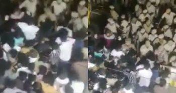 சென்னையில் சிஏஏவுக்கு எதிராக திடீர் போராட்டம்: போலீஸ் தடியடியால் பதட்டம்