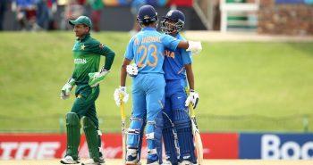 பாகிஸ்தானை பந்தாடிய இந்தியா: U19 உலகக்கோப்பையில் இறுதிப்போட்டிக்கு தகுதி