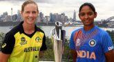 மகளிர் டி20 உலகக்கோப்பை: டாஸ் வென்ற ஆஸ்திரேலியா