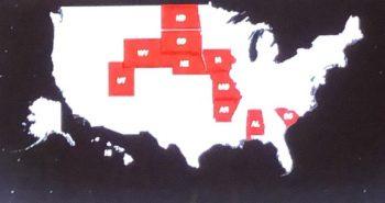 அமெரிக்காவில் ஒரே நாளில் 1480 பேர் பலி: செய்வதறியாமல் திகைக்கும் டிரம்ப்