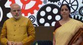 அமைச்சர் நிர்மலா சீதாராமனுடன் பிரதமர் மோடி முக்கிய ஆலோசனை