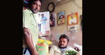 விஜய் கொடுத்த உதவித்தொகையை அஜித் ரசிகருக்கு கொடுத்த விஜய் ரசிகர்