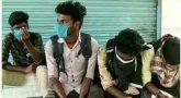மகாராஷ்டிராவில் இருந்து நடந்தே வந்த 7 பேருக்கு கலெக்டர் உதவி