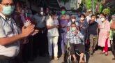 38 நாட்கள் போராடி கொரோனாவில் இருந்து மீண்டவர்
