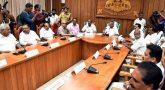 அனைத்து கட்சிக் கூட்டத்திற்கு அழைப்பு விடுத்த முதலமைச்சர்