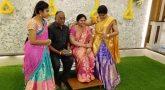 இறந்துபோன மனைவியை தத்ரூபமாக குடும்ப நிகழ்ச்சிக்கு வரவழைத்த கணவர்: